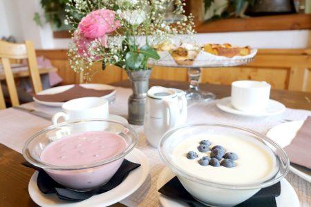 Yogurt per colazione
